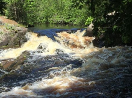 Image for Marinette County Waterfall Caravan Dunbar